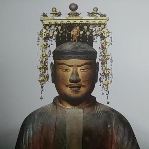 酎介 らぶおじさんさん似ている仏像