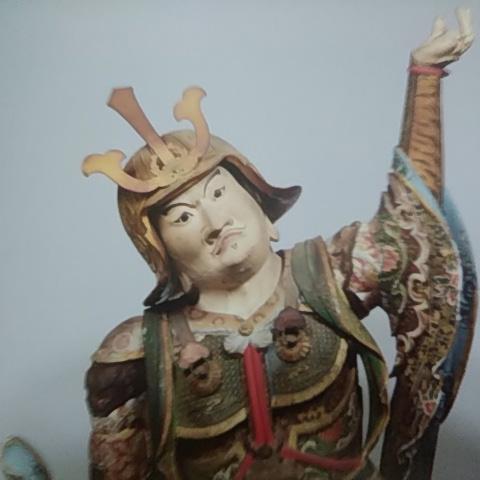 吉本新喜劇青野敏行さんに似ている仏像