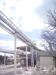 生駒山上遊園地 乗り物 アトラクション 子供連れ