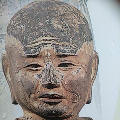 アキナ 山名文和さん似ている仏像