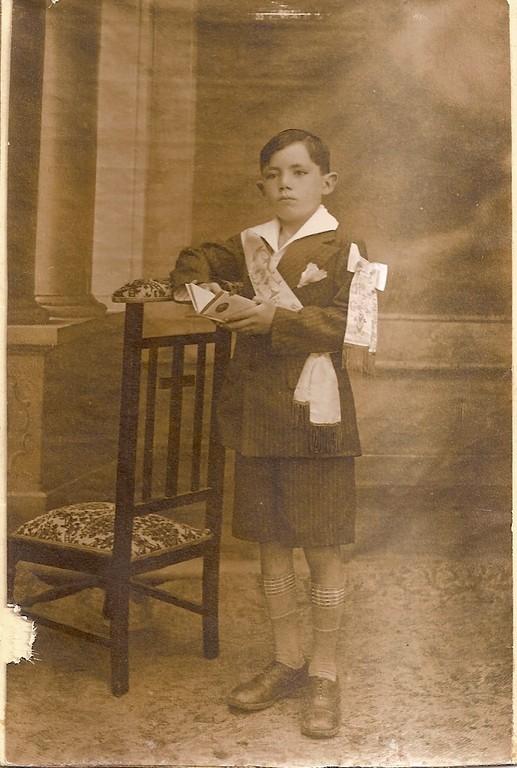 1929. Atilano González