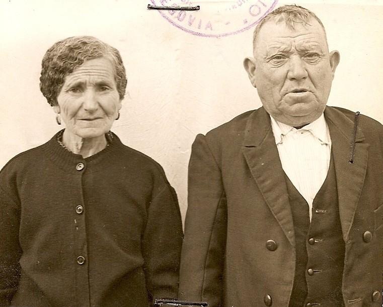Juliana García y Amador González Rucio