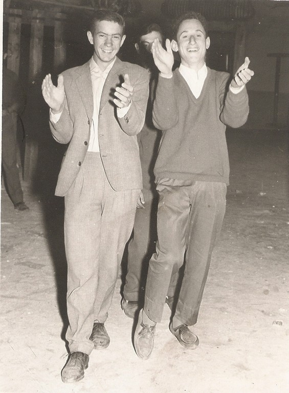 Daniel González y Salvador Fuentetaja