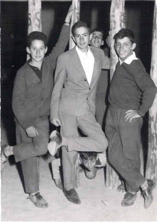 Salvador Fuentetaja, Daniel González y Enrique Centeno