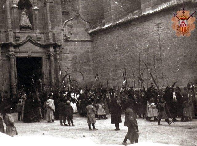 Domingo de ramos de 1901 (2)