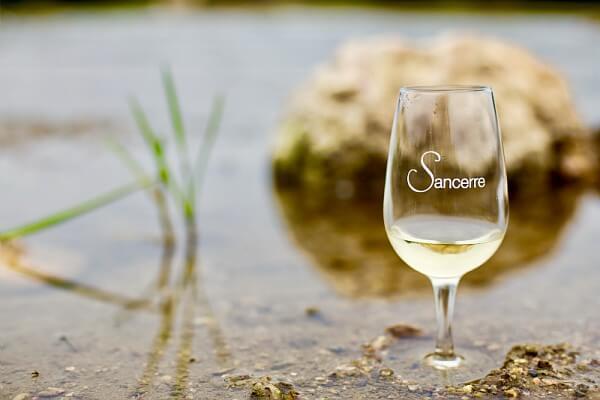 Vin du Val de Loire Sancerre au menu de L'Echappée Belle