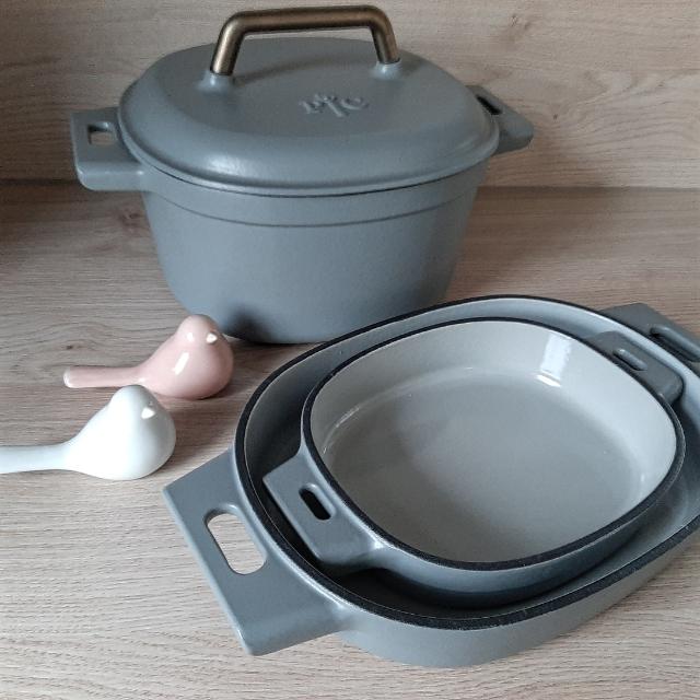 Emailliertes Gusseisen von Pampered Chef®
