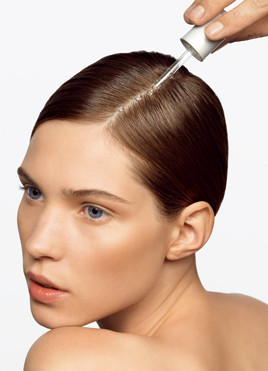 Check up Kopfhaut und Haar - mit Beauty Harmony - Martina Zandron München