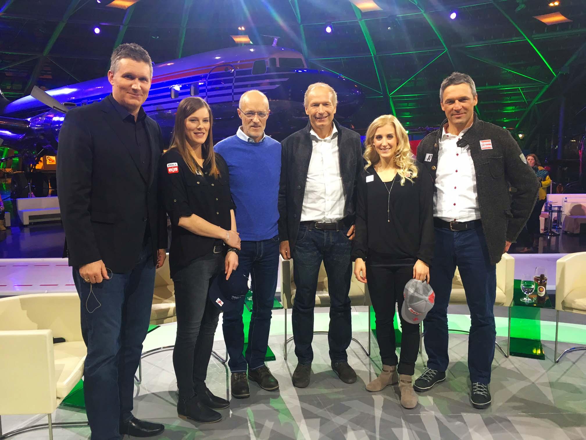 Sport & Talk Hangar 7 Servus TV