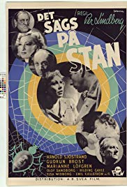 Det sägs på stan (1941), Drehbuch: Esther Grenen