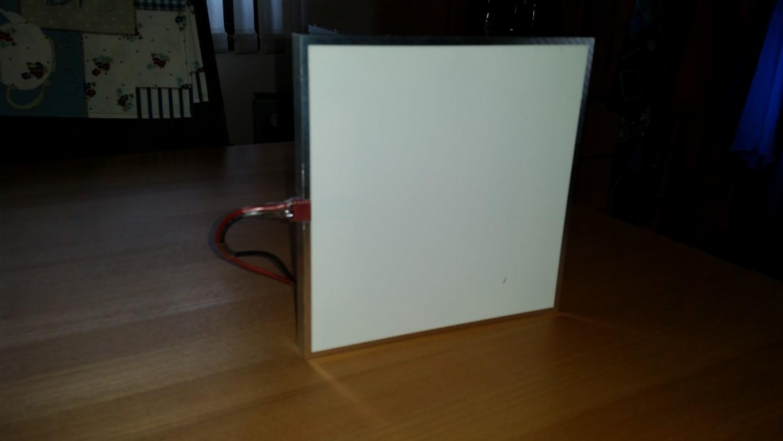 Verschließen der Bodenplatte mit PVC