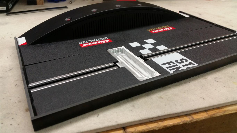 Anfertiegn und Anpassen einer schönen PVC Abschlußkante
