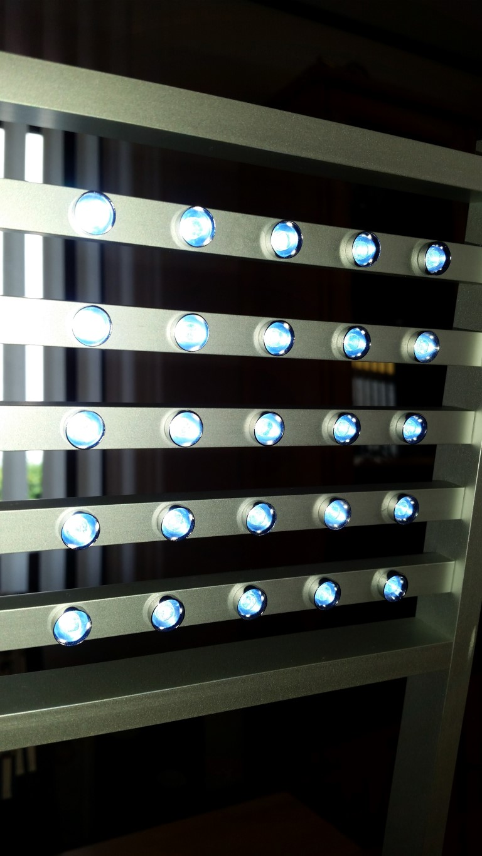 LED's - Ein