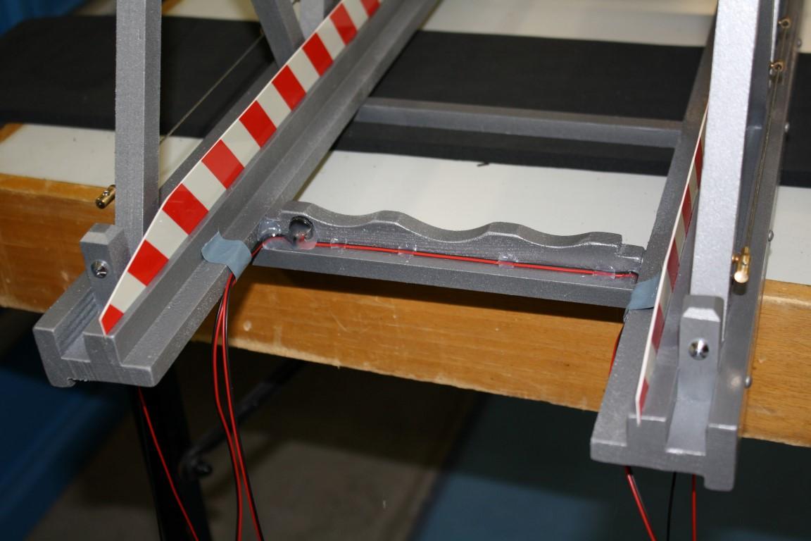 Verkabeln der LED's, Schalter und Steckvorrichtungen....