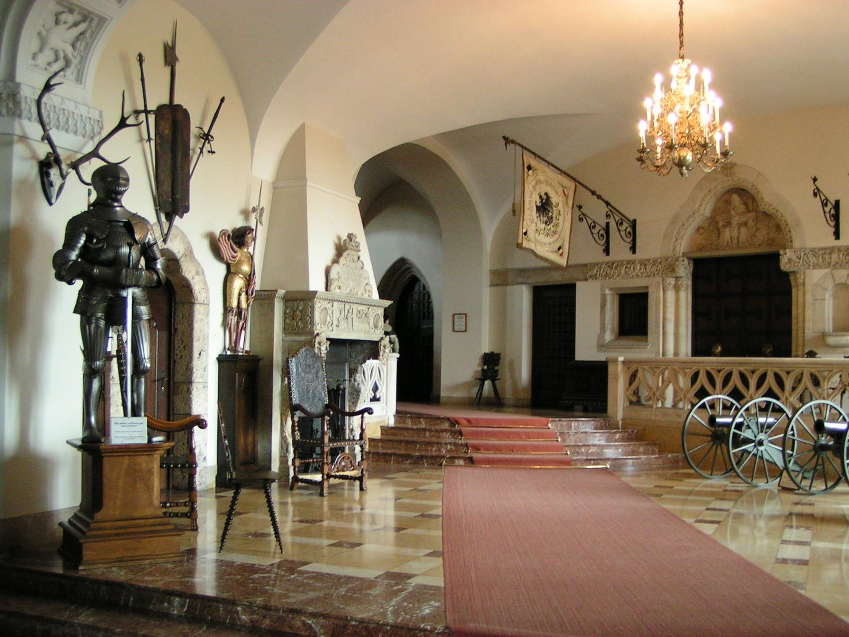 Hohenzollernschloß Sigmaringen