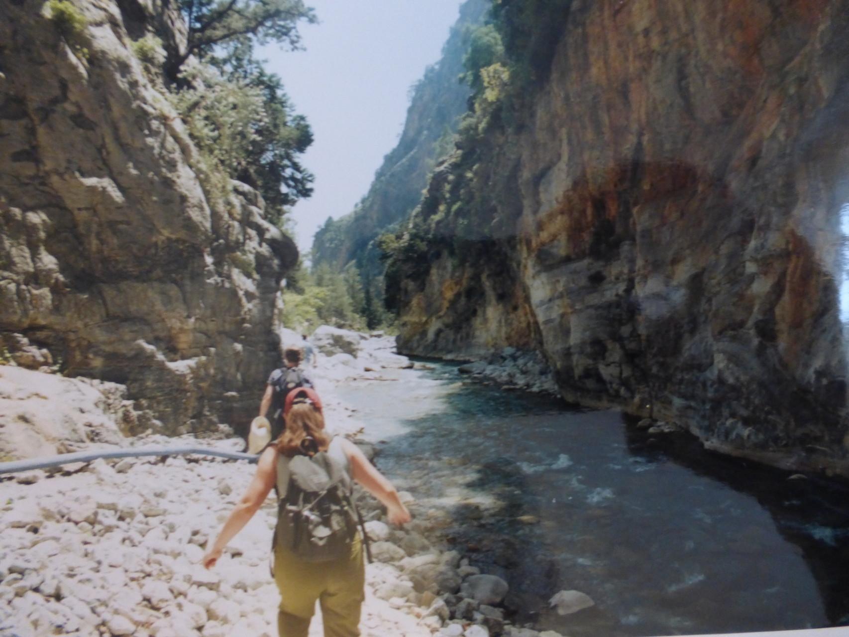 Samariaschlucht- Kreta