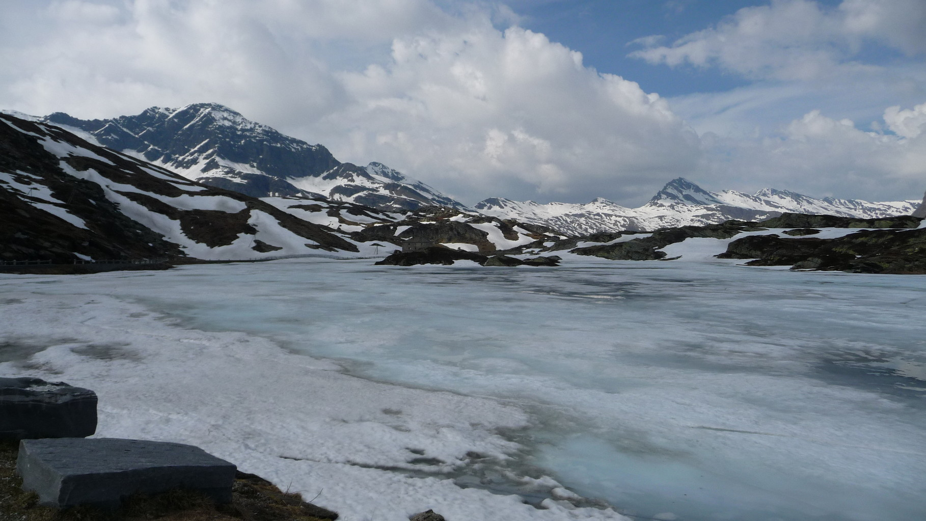 Reschenpass - Schweiz