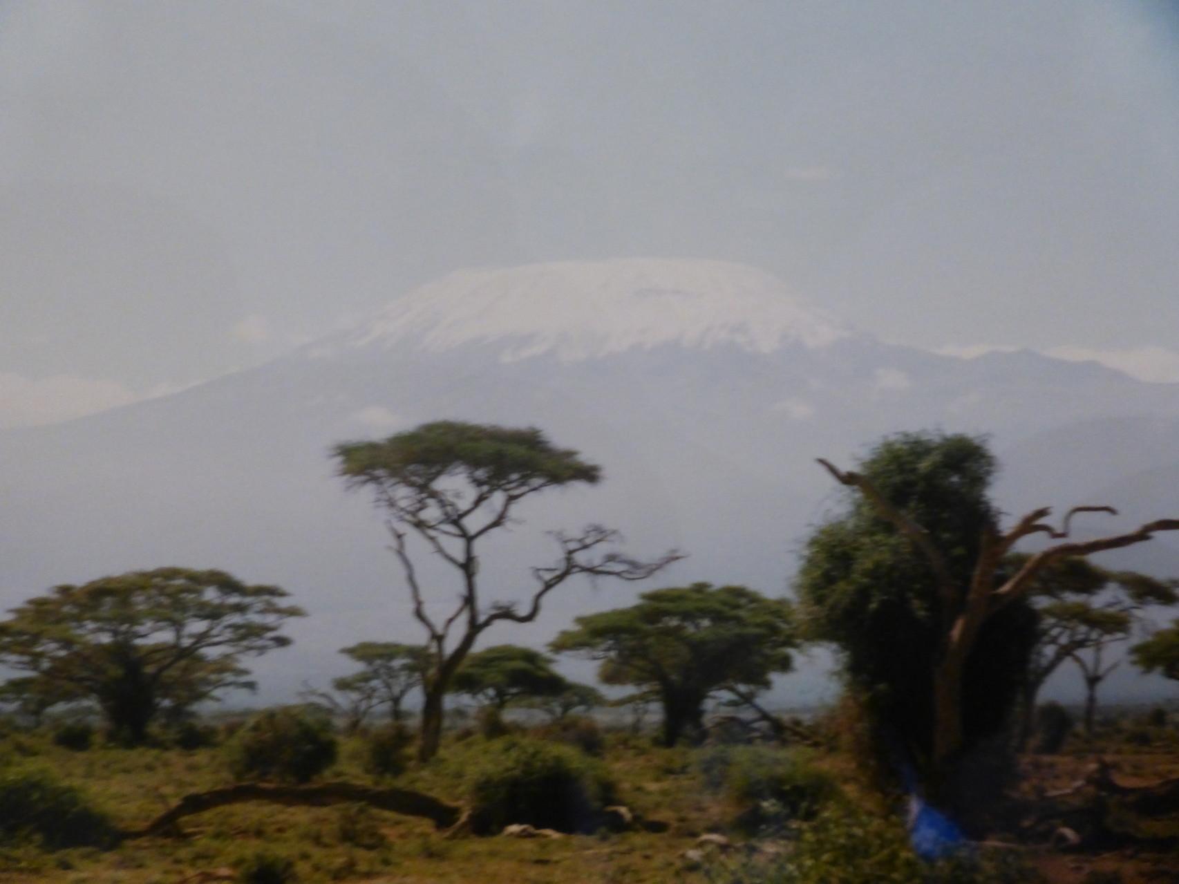 Kilimandscharo- Kenia