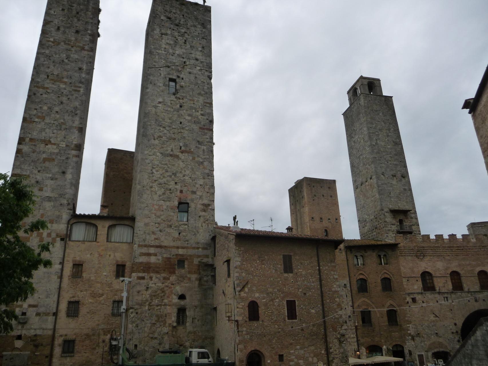 San Gimignano Italien