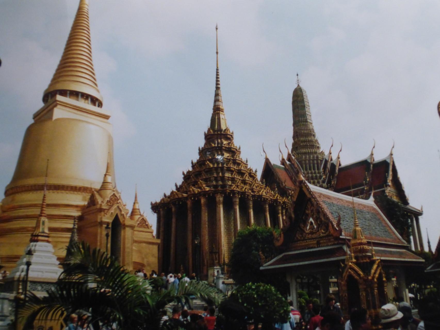 Königspalast- Bangkok