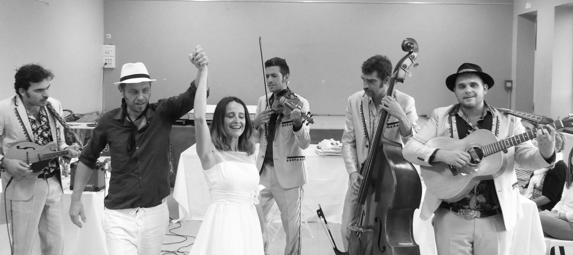 Concert et Bal du mariage