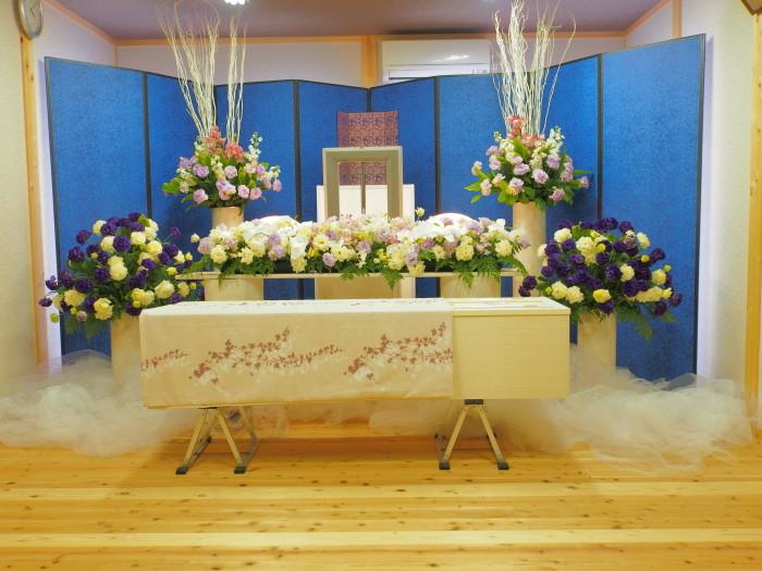 花祭壇事例