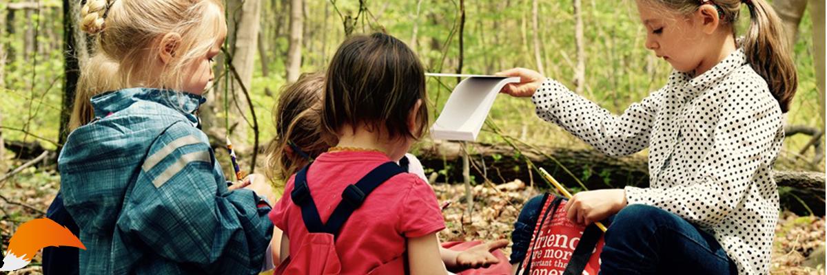 Natureluur Kinderopvang - Kinderopvang in de natuur