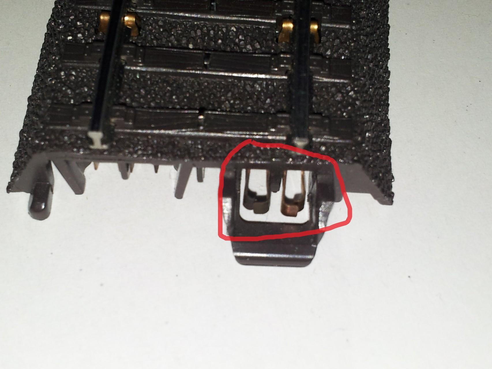 Das letzte Problem das noch zu erwähnen sei sind die Kupferkontakte. Diese können mit der Zeit oxidieren und das kann zu Kontaktproblemen kommen