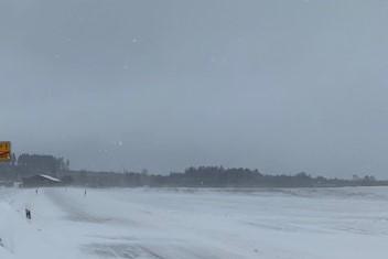 Schneeturm - Wetter
