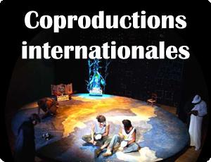 Coproductions internationales - Théâtre du Versant - Biarritz
