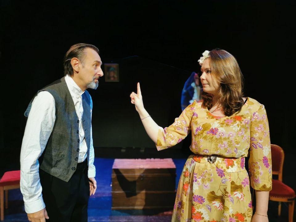« AL DENTE », la nouvelle comédie italienne   Trois jours au Versant  vendredi 8, samedi 9, et dimanche 10 octobre, 20h30