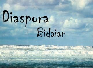 Affiche Diaspora Bidaian