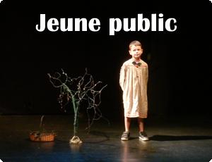 Créations jeune public - Théâtre du Versant - Biarritz
