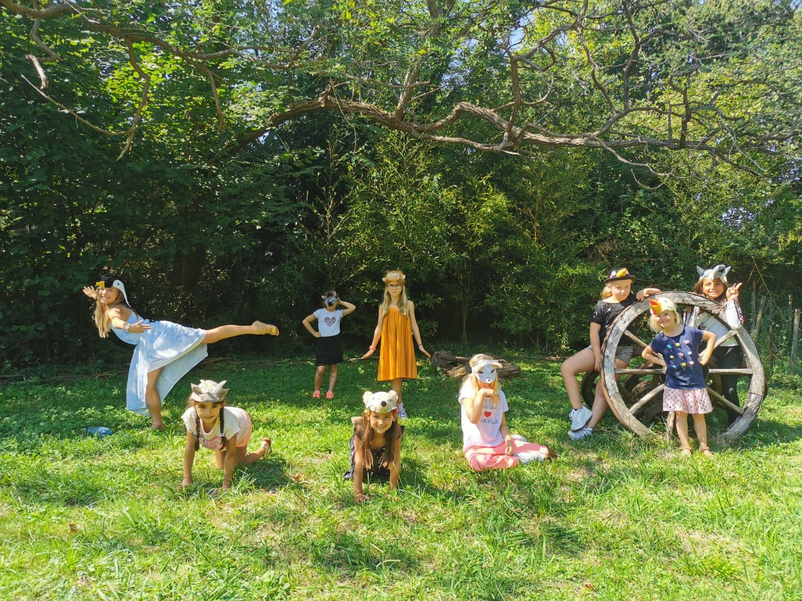 Stages vacances de Toussaint du 25 au 29 octobre et du 1er au 5 novembre