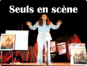 Créations seuls en scène - Théâtre du Versant