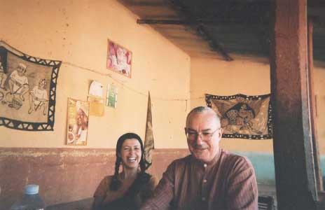 Badria El Hassani et Jean-Marie Puli (musicien)