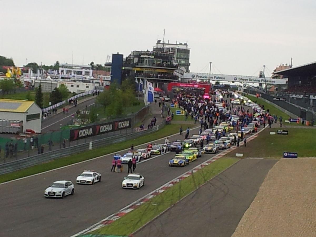 Start 24h Rennen Nürburgring
