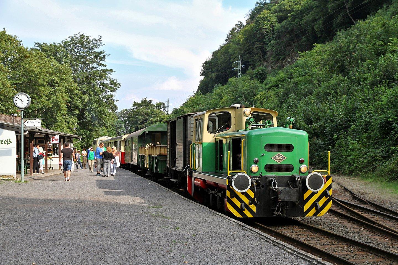 """Vulkan Express [Urheber """"Tourist-Info Ferienregion Laacher See""""]"""