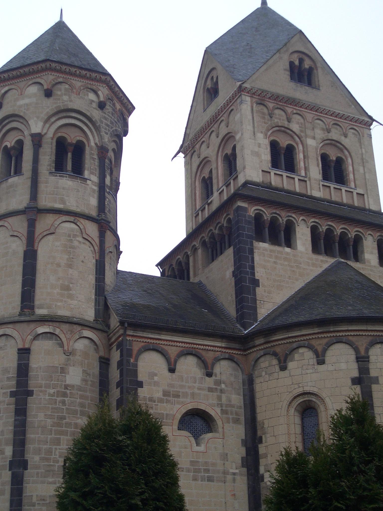 """Kloster Maria Laach [Urheber """"Tourist-Info Ferienregion Laacher See""""]"""