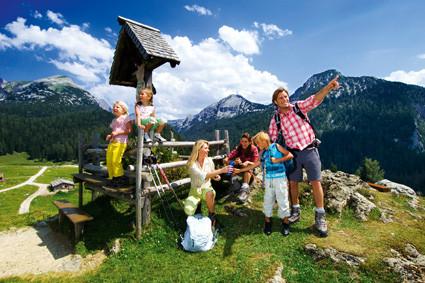 Wandern im Tennengau