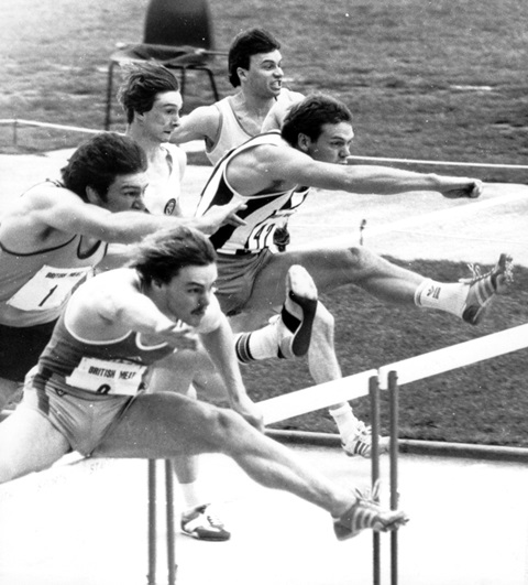 1982 SAAA Champs - Glenn MacDonald wins, Angus McKenzie 3rd