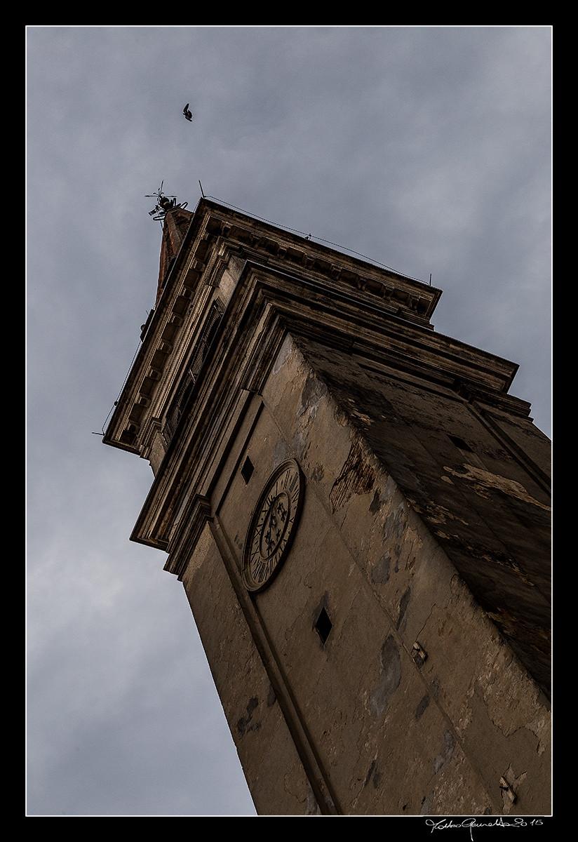 punti di vista - campanile Duomo di Noventa Vicentina