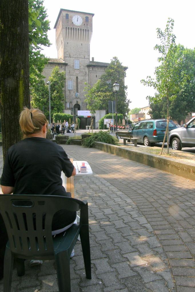 Pro Loco Sissa - Sissart en pein air  (foto F.Sassi)