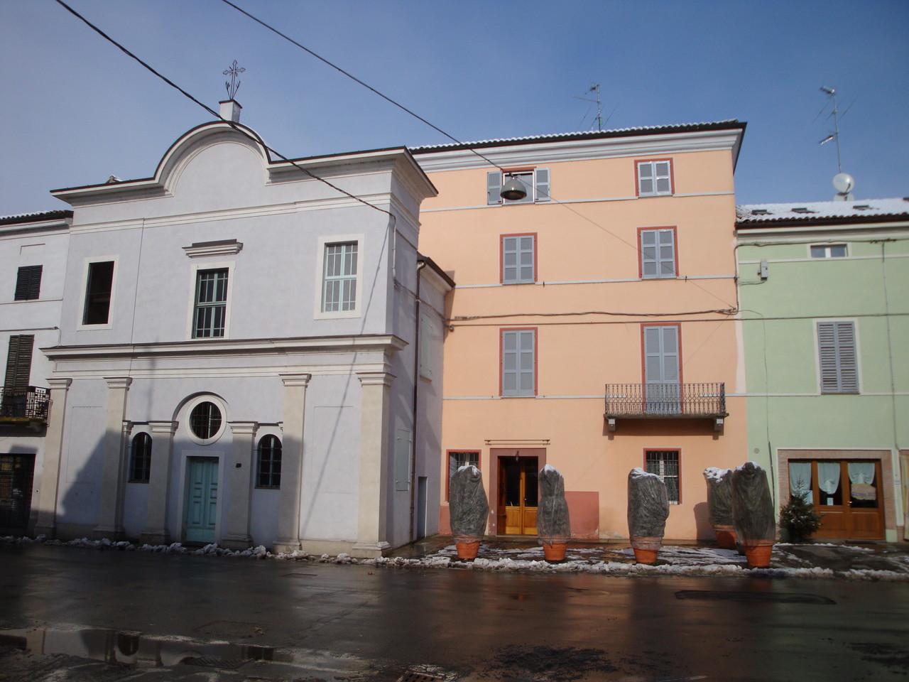 Pro Loco Sissa - Oratorio del Crocifisso (foto F.Sassi)