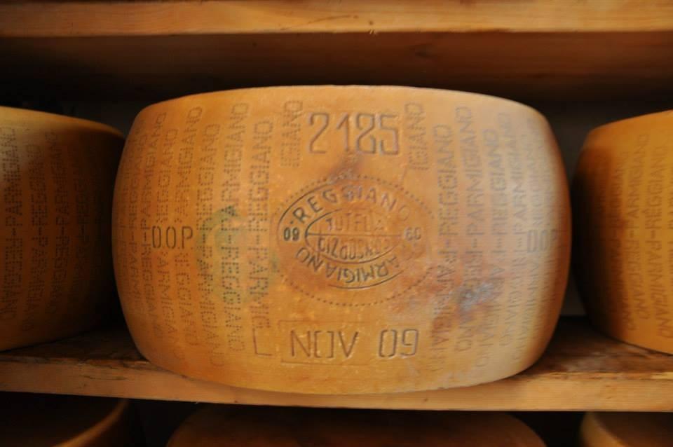 Pro Loco Sissa - Forma Parmigiano  (foto G.Chezzi)