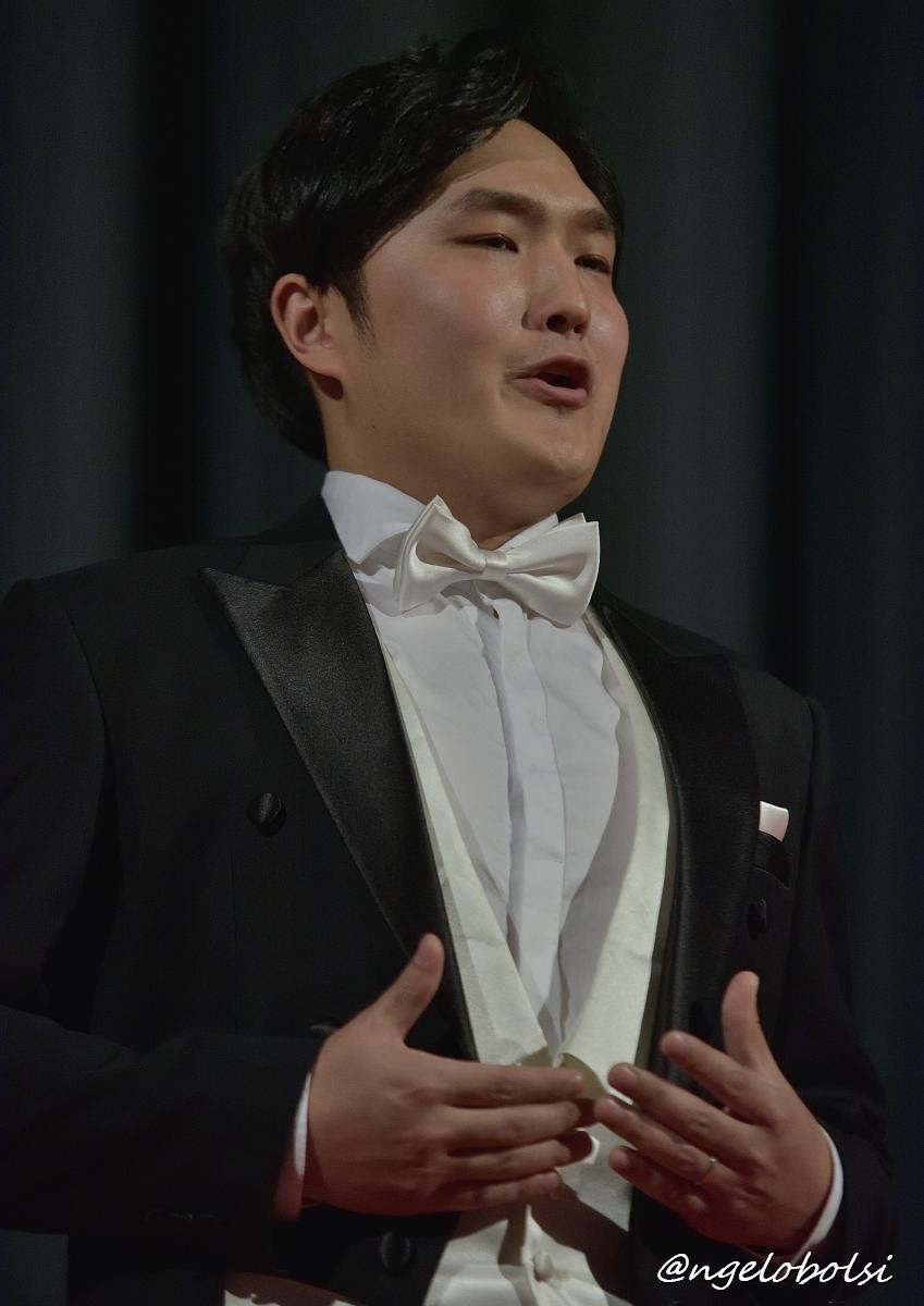 Hyun SeoPark, tenore Che gelida manina (Puccini – La Bohéme)