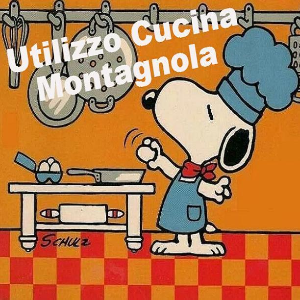 Utilizzo cucina Montagnola