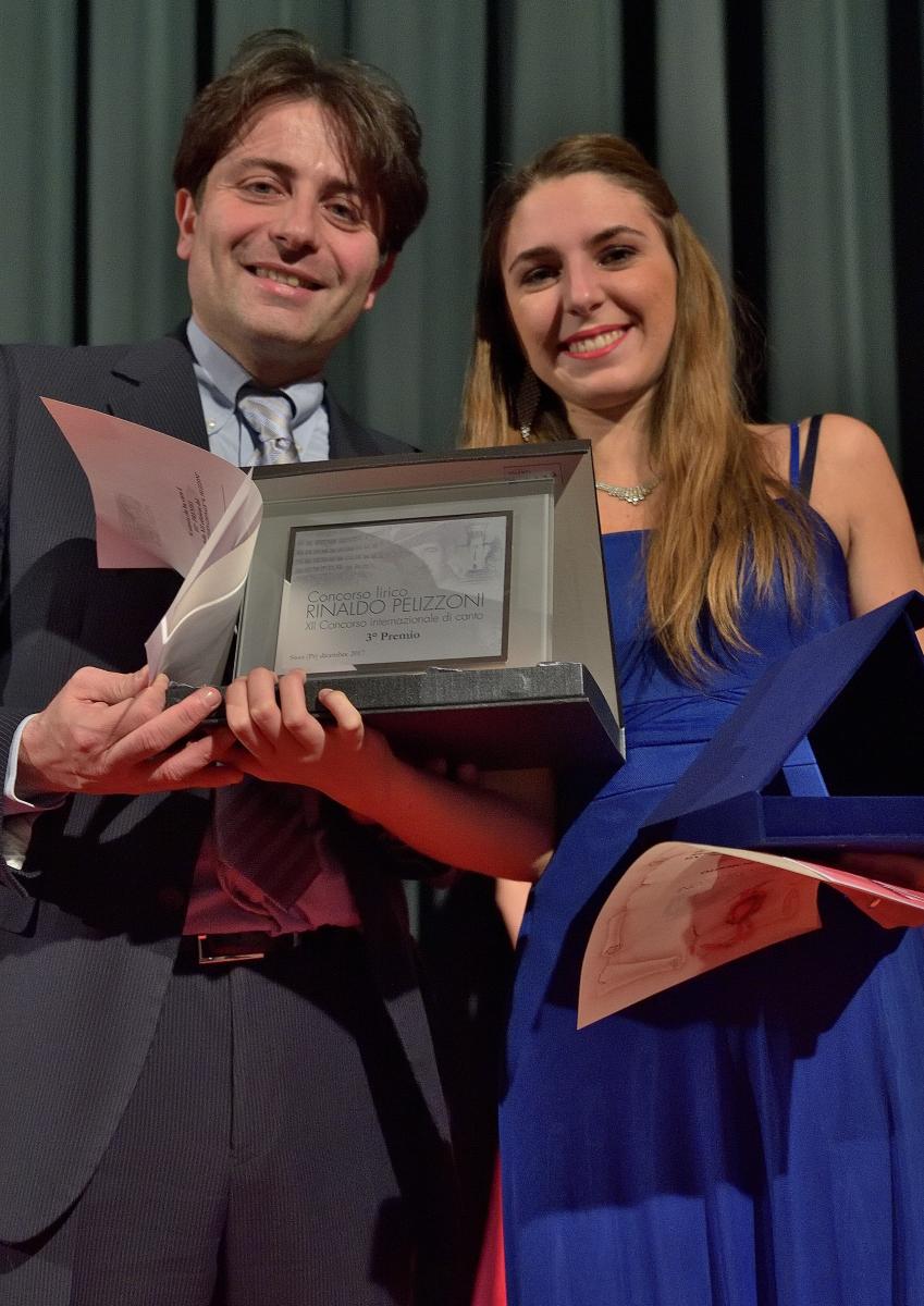 III° Premio Leonora Tess, soprano