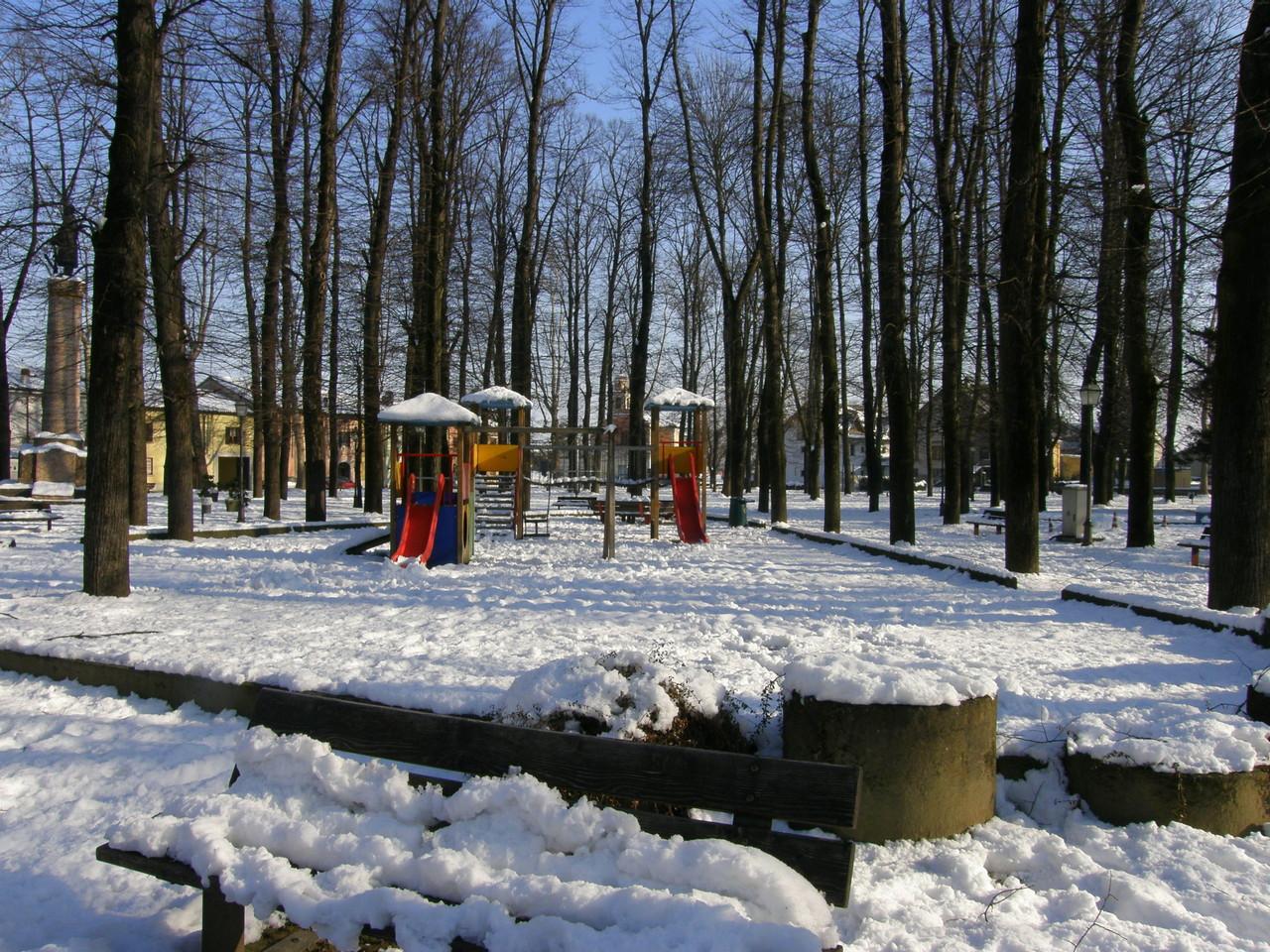 Pro Loco Sissa - Parco delle rimembranze (foto F.Sassi)
