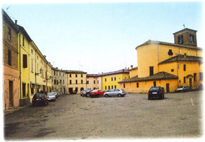 "Pro Loco Sissa - Piazza Roma ""la piazzola"""